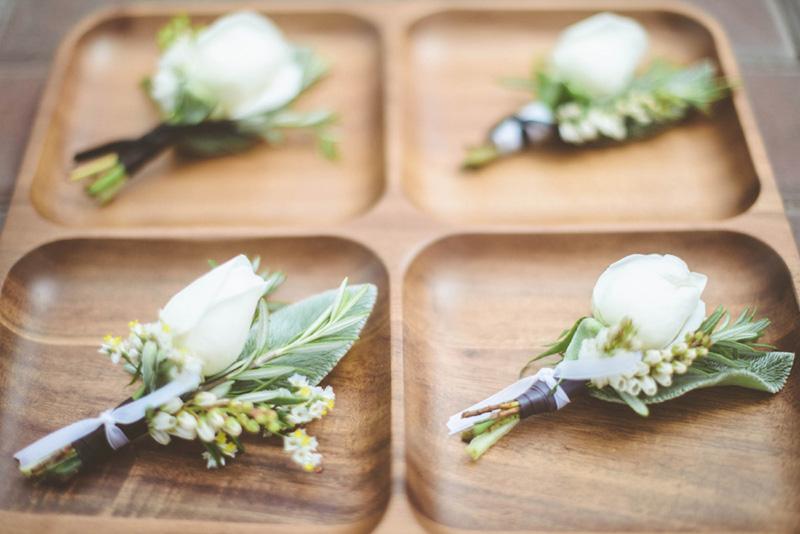 herb boutonnieres, st. paul minneapolis wedding flowers, studio fleurette.jpg