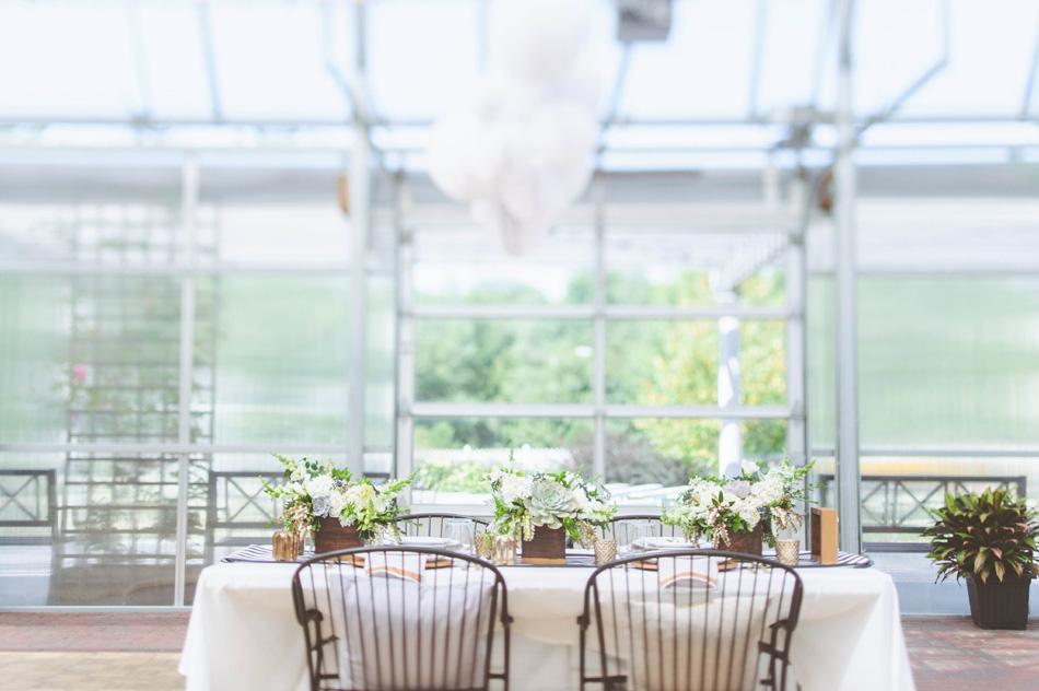 garden center wedding, studio fleurette