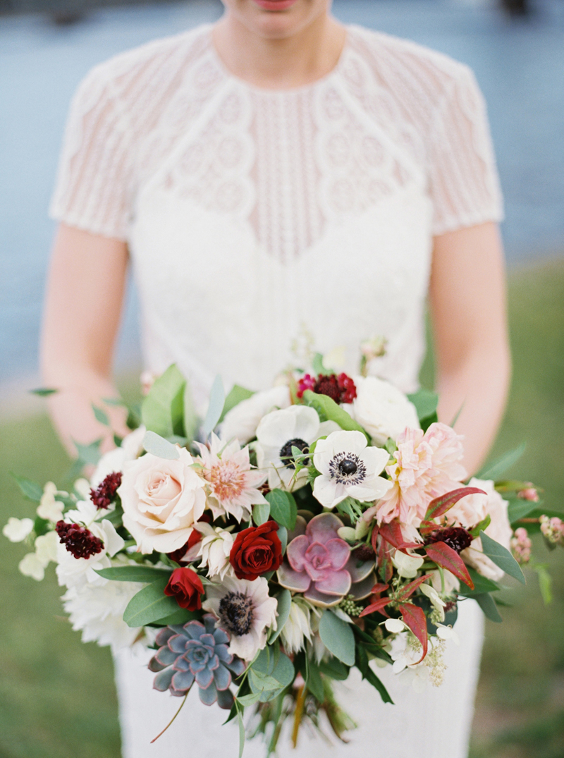 marsala and blush bridal bouquet, studio fleurette, minnesota florist, stillwater wedding florist.jpg