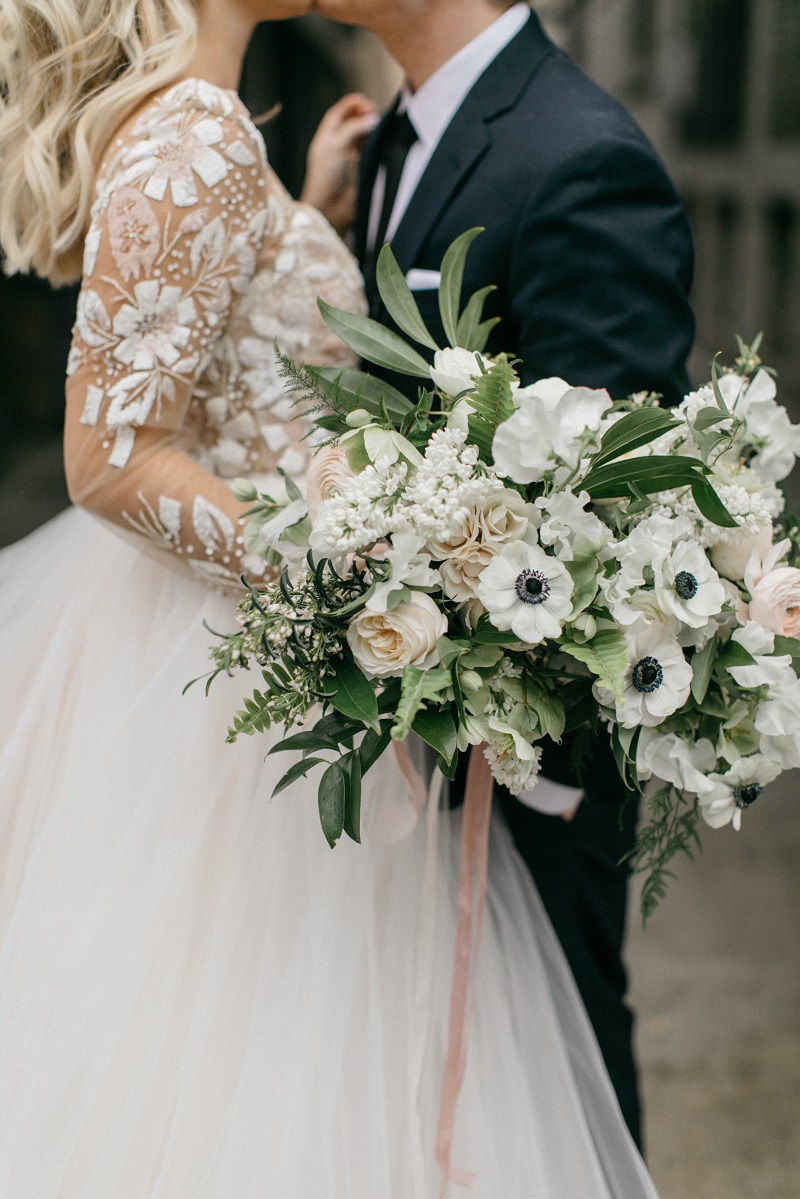 anemone bouquet, spring wedding bouquet, studio fleurette, wisconsin florist, minneapolis mn florist, neutral wedding bouquet.jpg