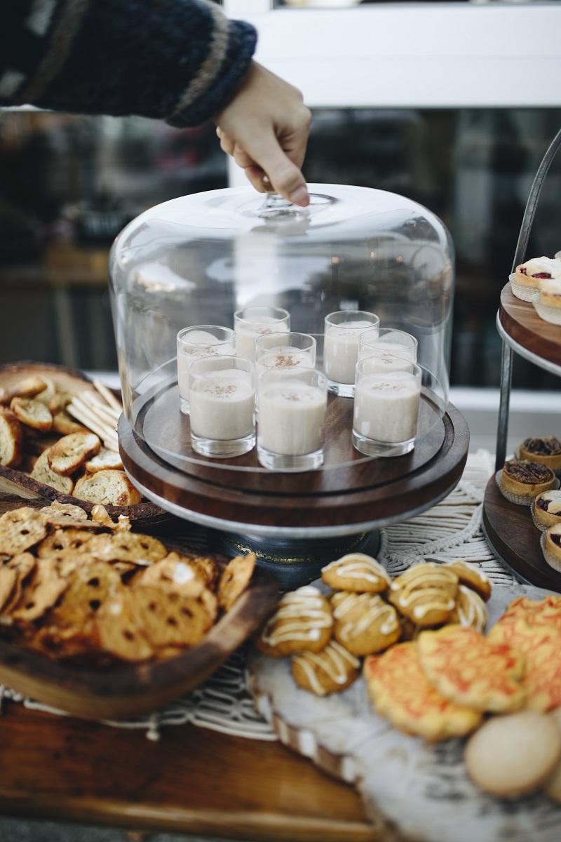 dessert food styling, studio fleurette, fall food styling, devasco daughters