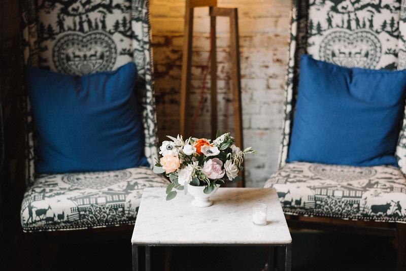 the bachelor farmer wedding, studio fleurette, urban minneapolis wedding venue.jpg