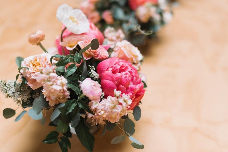 coral charm peony centerpiece, peony centerpiece, studio fleurette, minneapolis florist.jpg