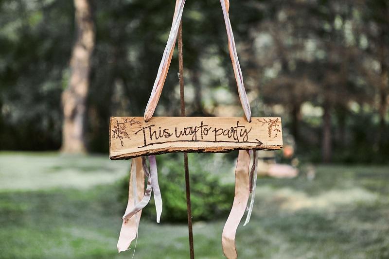 wedding signs, boho sign, studio fleurette, ribbons on signs, twin cities wedding.jpg