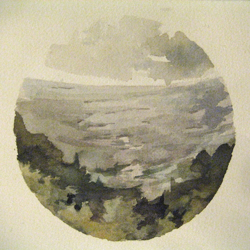 untitled, watercolor, 2014