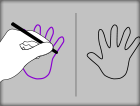 L/R Hand Tracing- Counting Hands