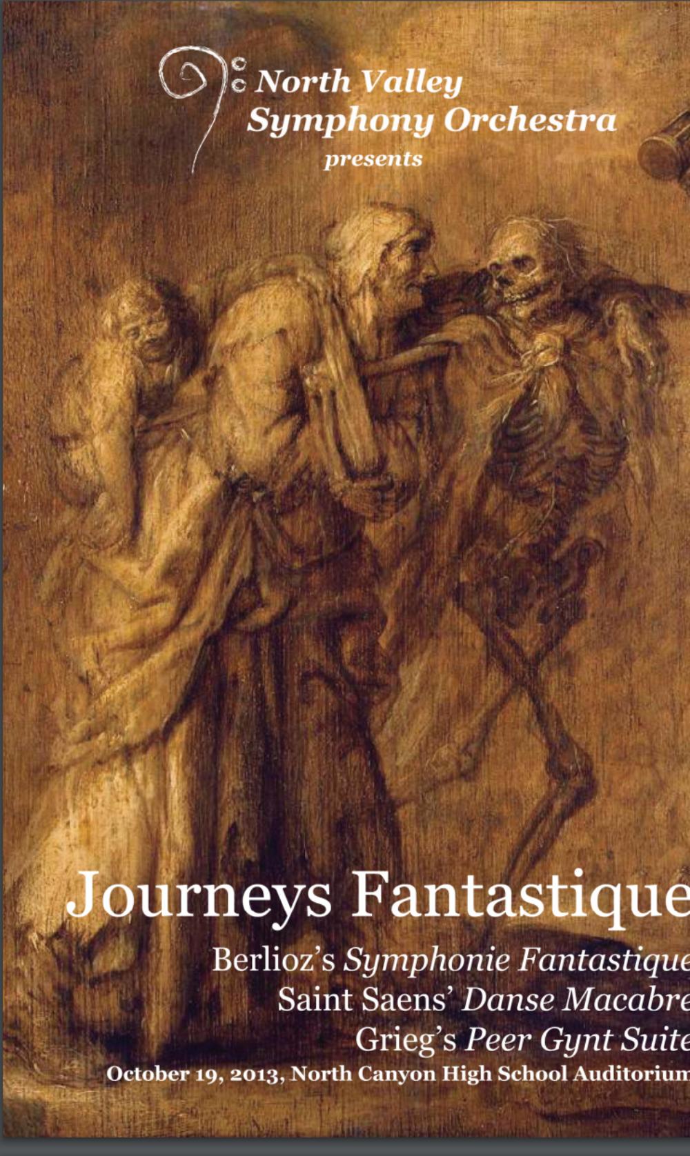 Journeys Fantastique - October 19, 2013