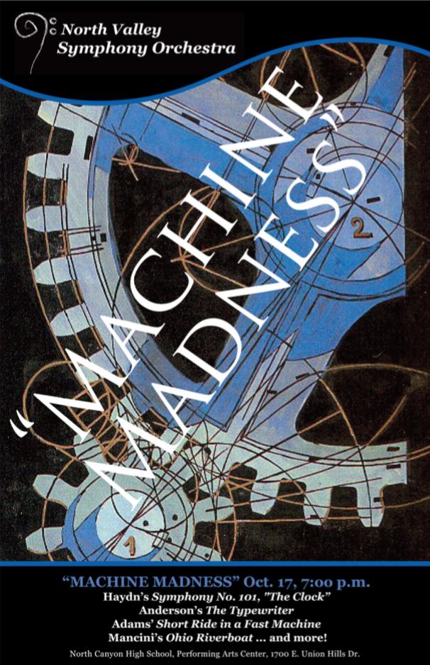 Machine Madness - October 17, 2015