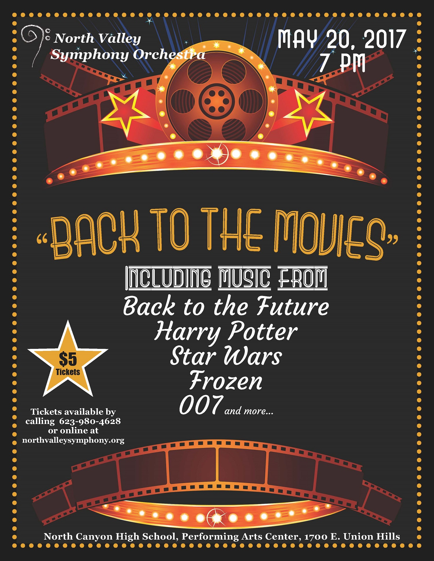 Back to the Movies May 20th, 2017