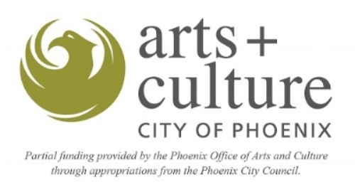 Partial funding provided by the Phoenix Office of Arts and Culture through appropriations from the Phoenix City Council.