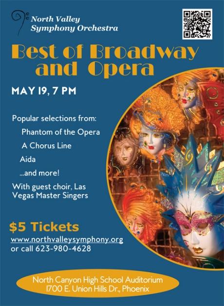 Best of Broadway & Opera  May 19  2018