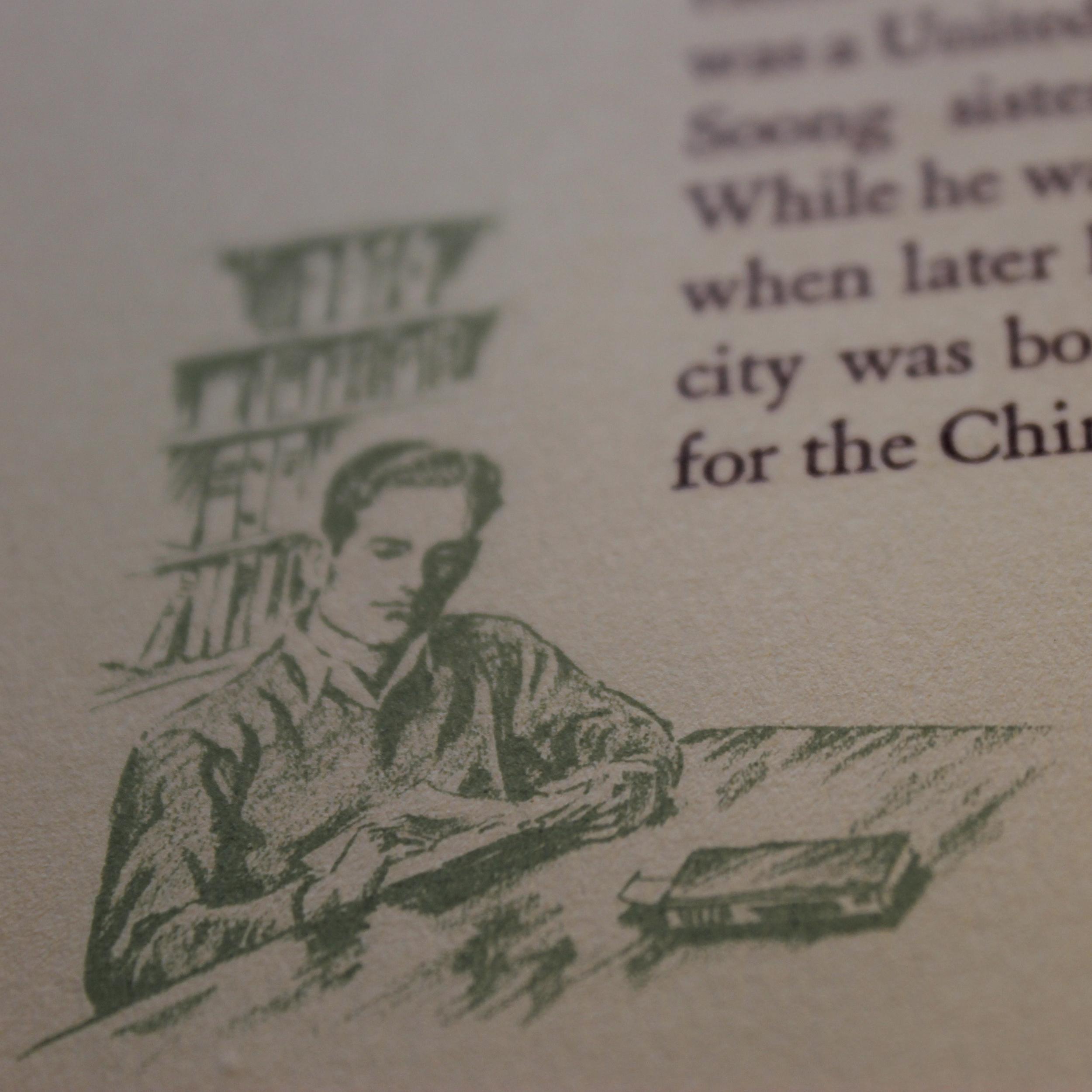 Mel_Studying