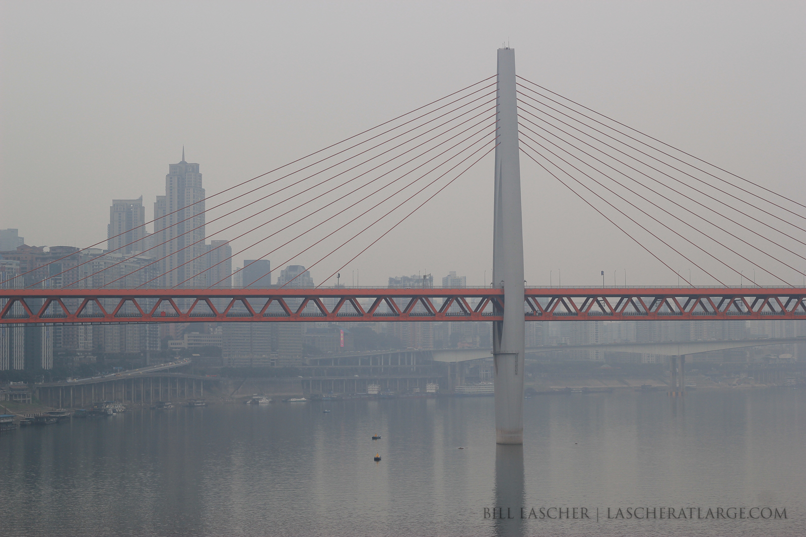 Spanning the Yangtze