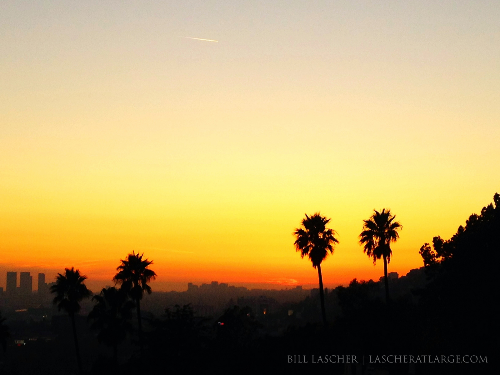 Runyon Sunset