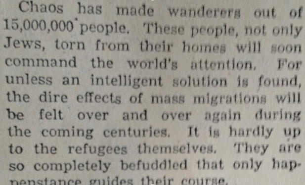 Jews in Exile Quote