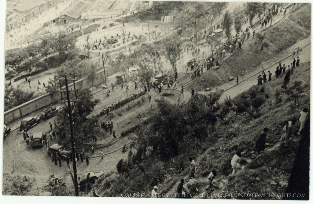 Crowds on Curvy Chungking Street and paths.jpg