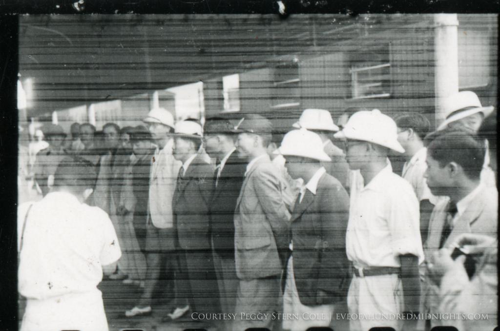 Bad Exposure of Japanese men at Indochina Train Station Meeting.jpg