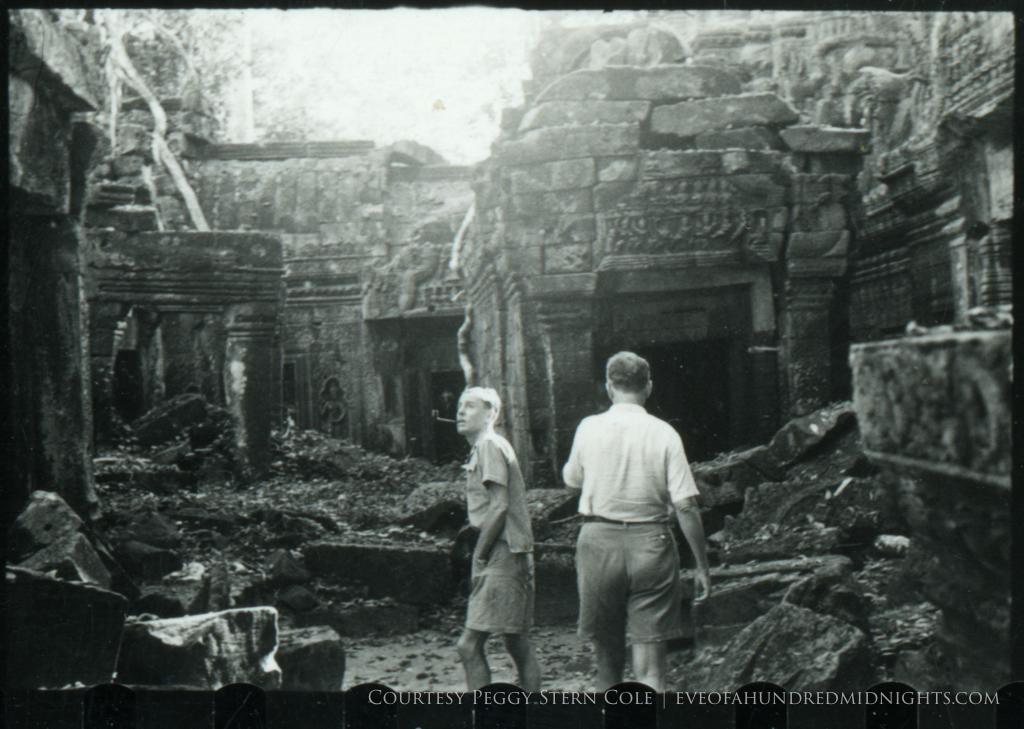Men looking around Angkor Wat from Negative.jpg