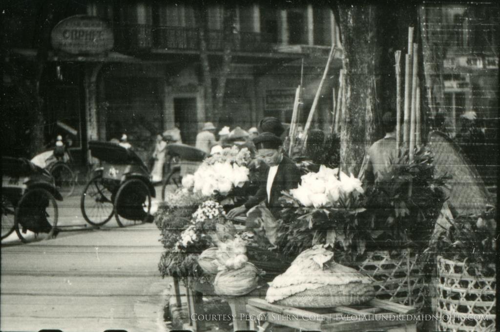 Roadside Flower Vendor in Indochina looking down.jpg