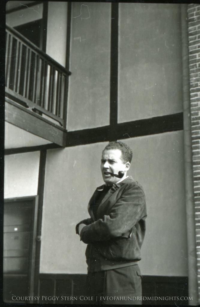 Dennis McEvoy [CHECK] at Press Hostel.jpg