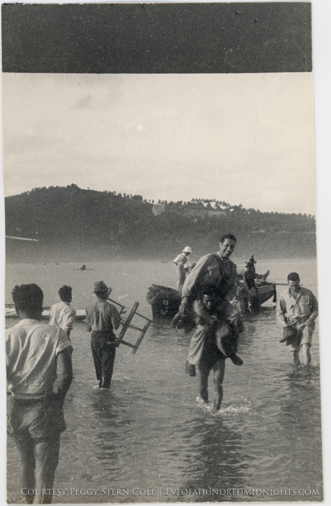 Clark Lee Riding Shoulder From Boat.jpg