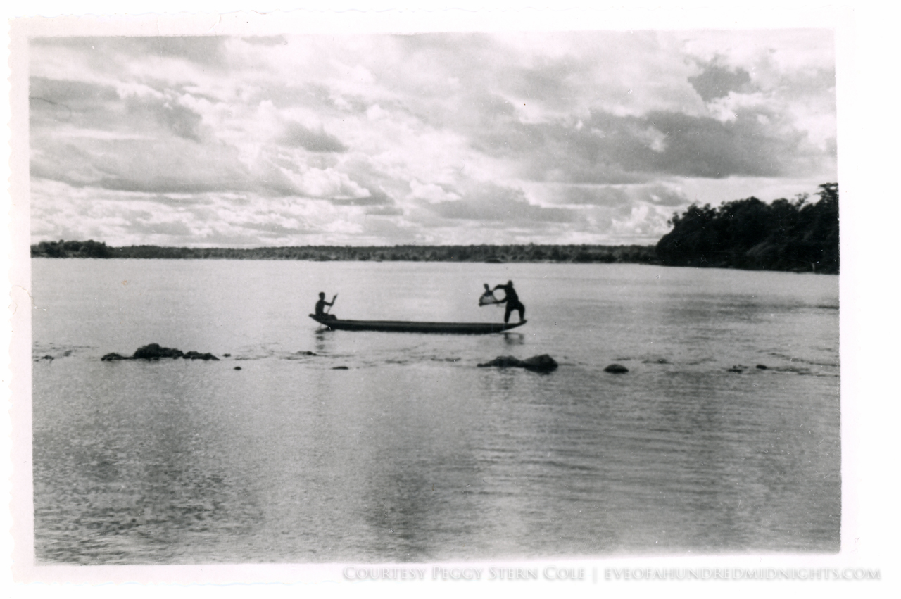 Men fishing in bay [from small print].jpg