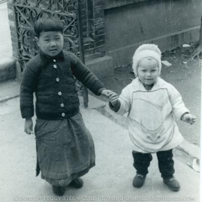 It Looks Hopeless. Shanghai, 1939