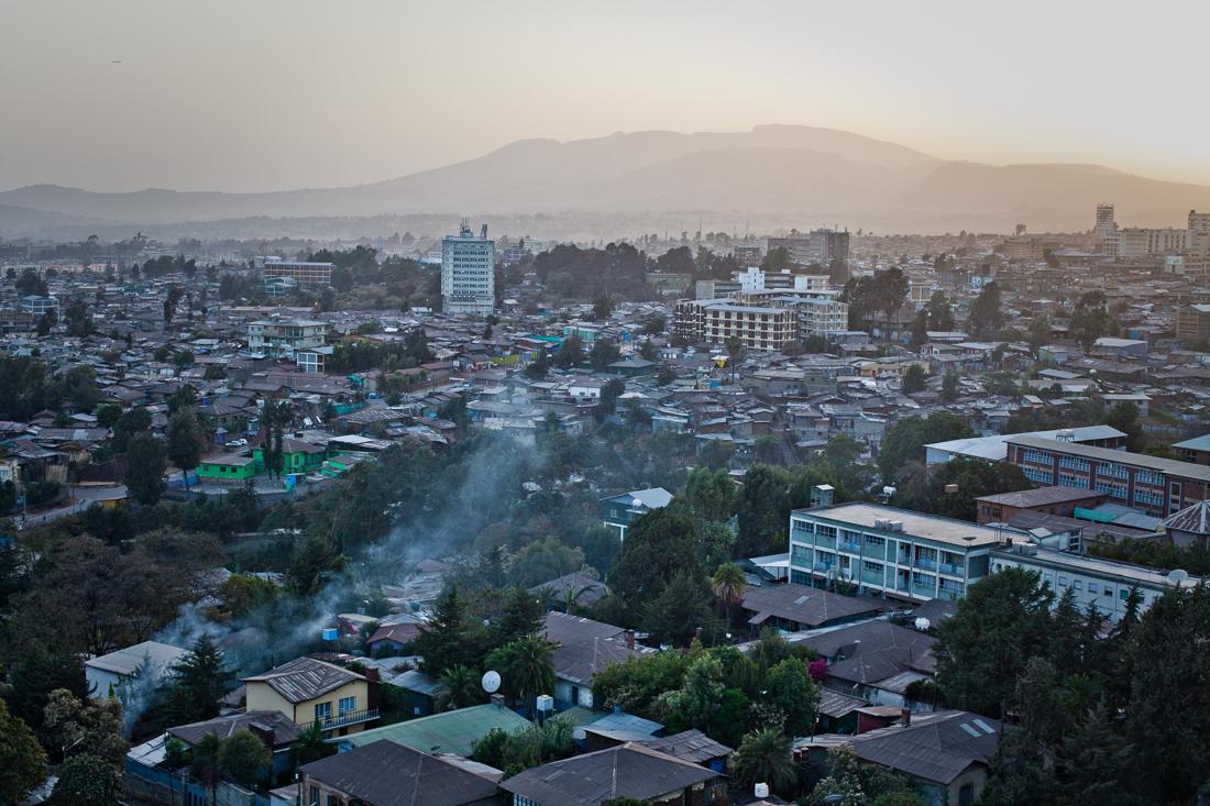 Addis Ababa, Ethiopia 2012.