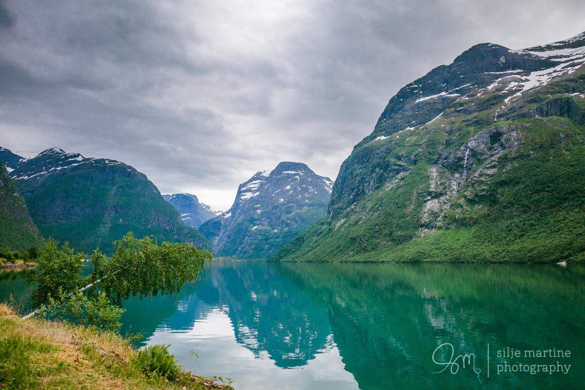 Lodalen, Sogn og Fjordane.