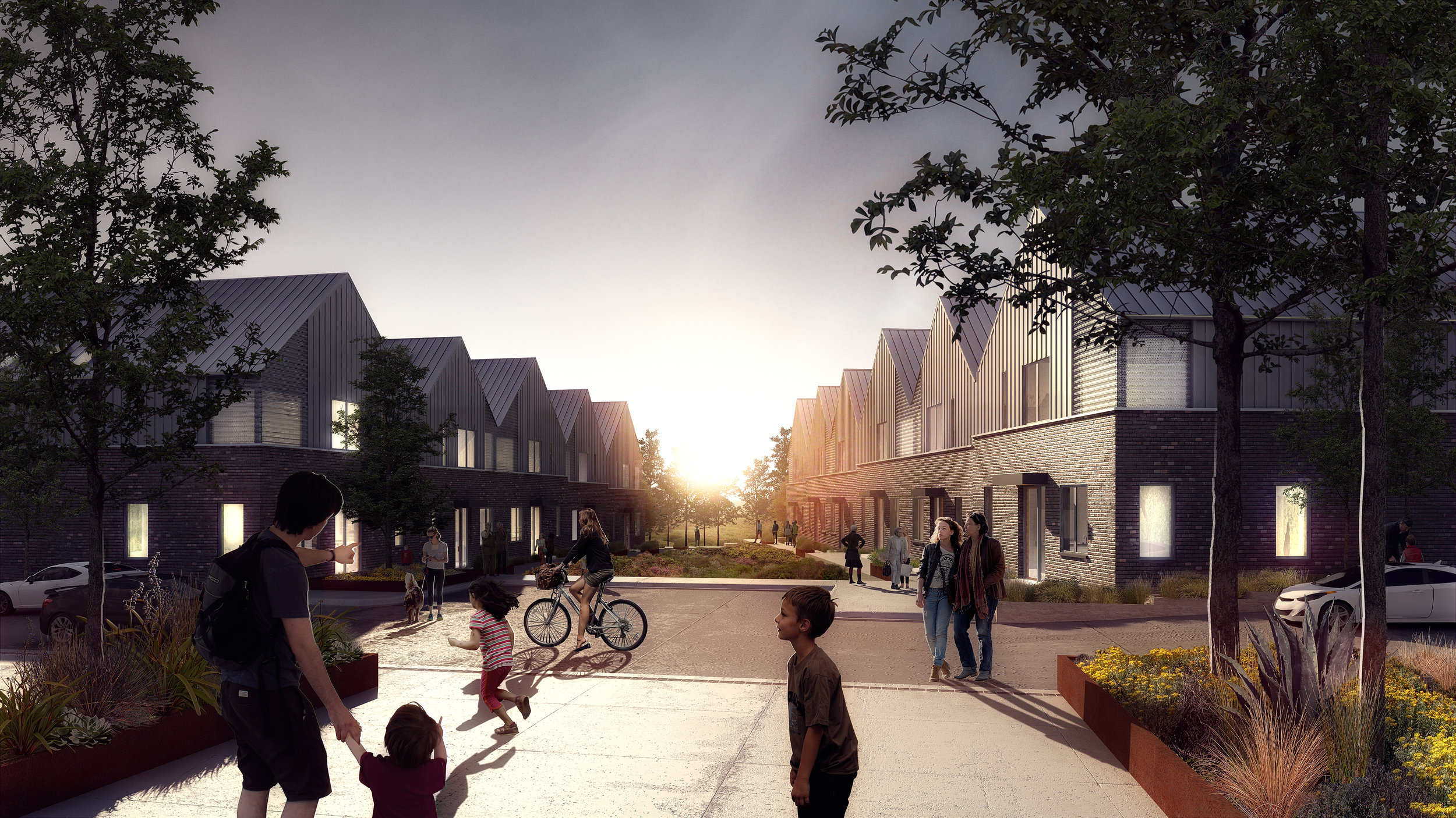 Bluffview Townhomes