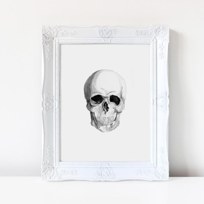 watercolor-skull-art-print-on-sale-in-the-art-shop-by-catherine-kiff-vozza