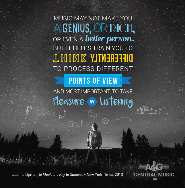 Is Music the Key