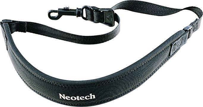 A soft padded strap is a wonderful gift for the practicing sax player.