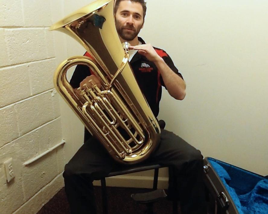 Tuba Lesson