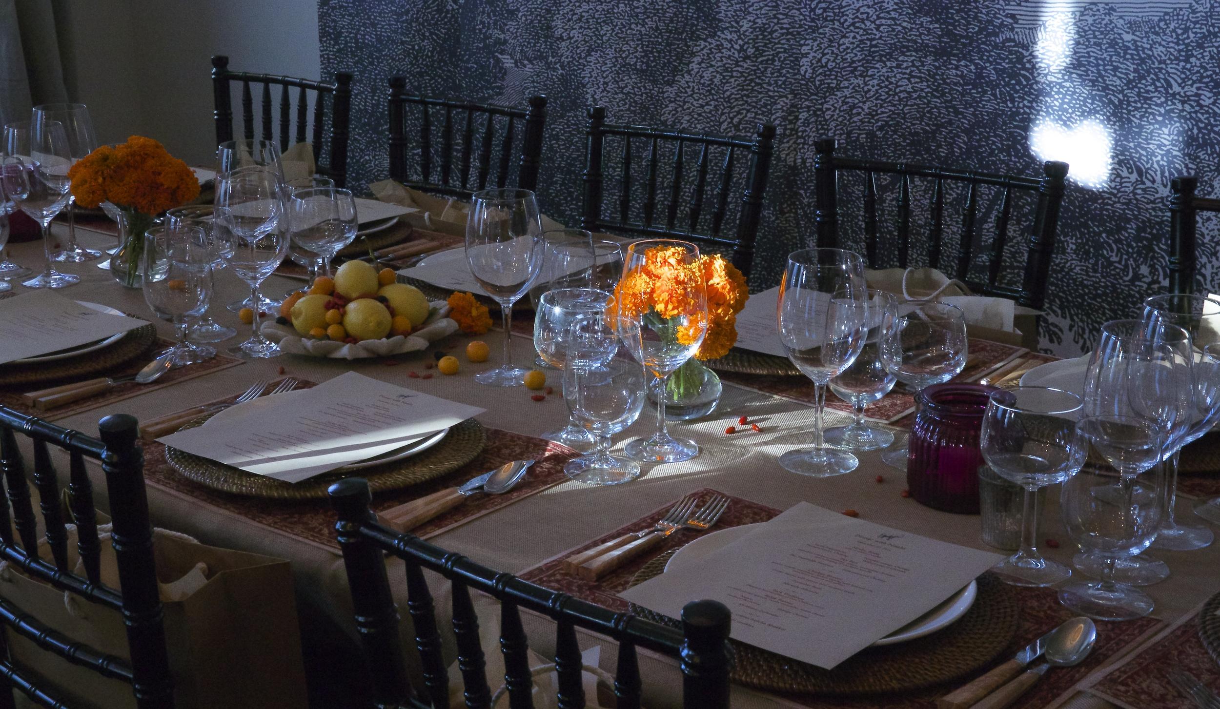 DINNER WITH NEELA