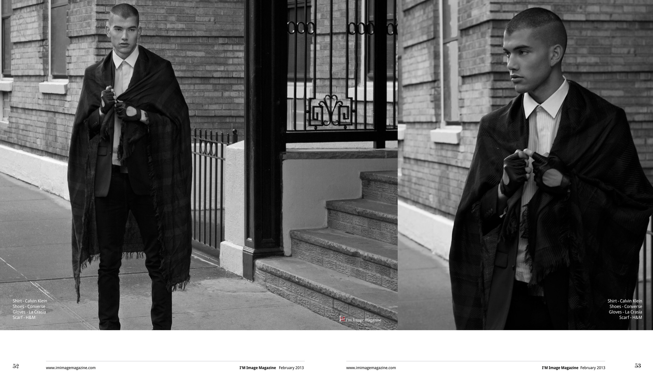 Stylist:Frances Eugenia. Photography:Kurtiss NY.Model:Luke Thompson. Fashion Assistant:Eura Selvaggia. Grooming:Angel Ya Ting Yu.