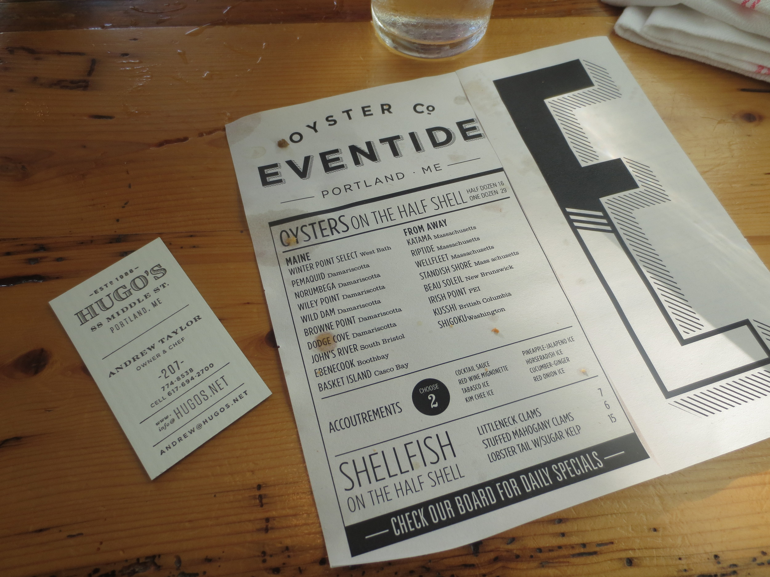 You must go to the Eventide!