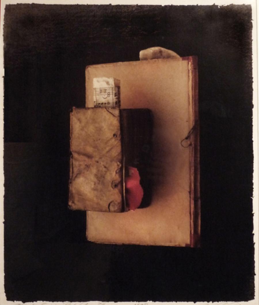 """BOOKBINDER No. 1  1992  C-PRINT  20"""" x 24"""""""