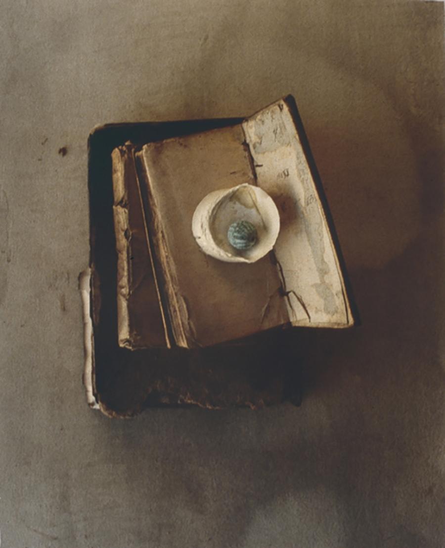"""BOOKBINDER No. 13  1992  C-PRINT  20"""" x 24"""""""