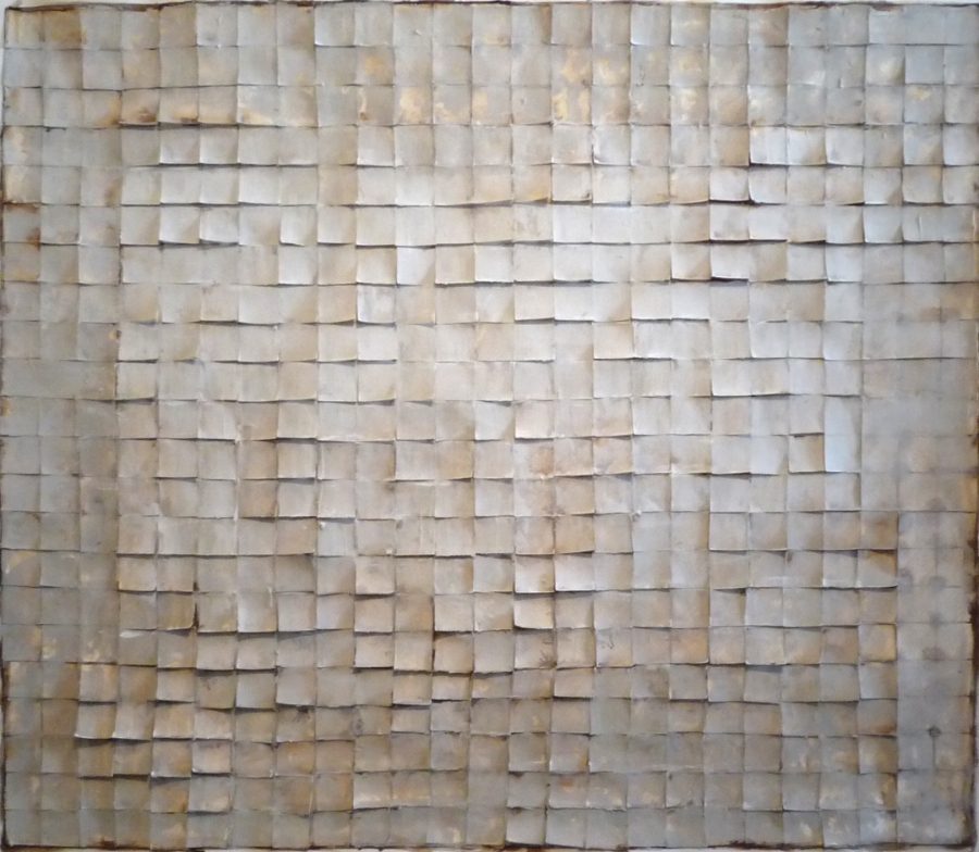 GRAY GRAY GRiD 2015  5' x 5'