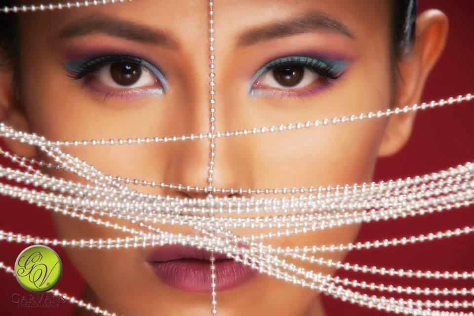 International Model Nina Kozok