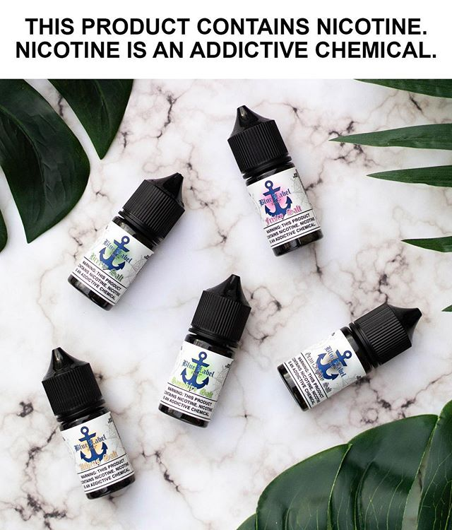 📸 from @thevapourlounge • • • Our best selling flavors now available in SALT NIC!!! Athens, Breezy, Frisco, GranDaddy's and Sapphire!! Come by the shop and pick some up! • • • Phone: (909) 945-1898 1# At Message 8188 Rochester Ave, Suite D Rancho Cucamonga, CA 91730 • • • #thevapourlounge #SaltNic #bluelabelelixir #BlueLabelSaltNic #vapewithstyle #vapelife #vapedaily #vapeon #vapeporn #socalvape #socal #flatlay #flatlays
