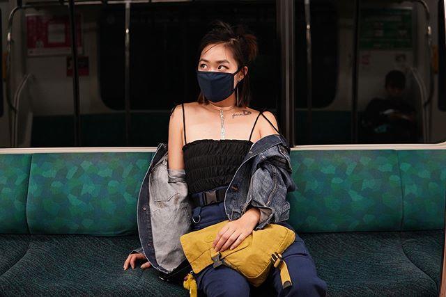 Sunday subway rides in Tokyo 🚇 一人ぼっち