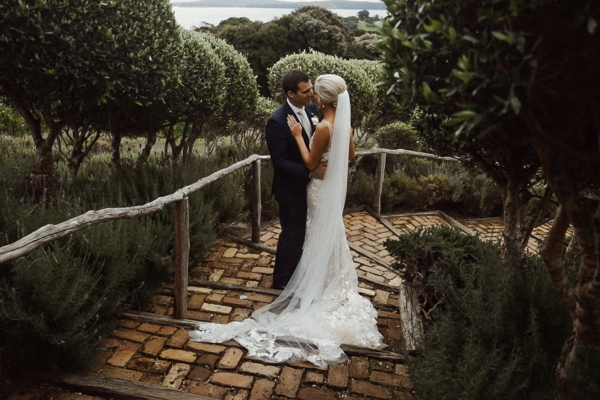 Waiheke Mudbrick Wedding Videorapher