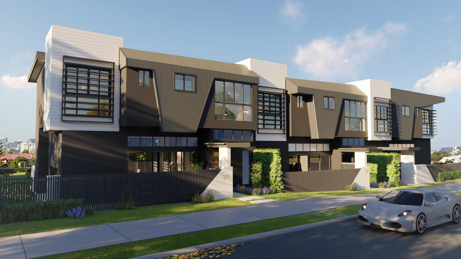 Orchid Townhomes   Taringa