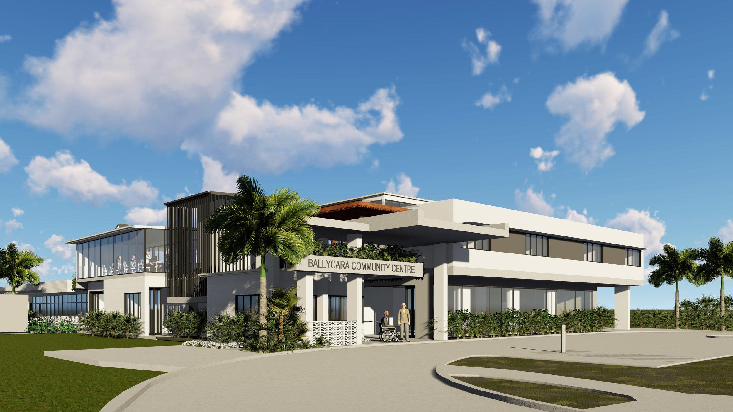 Ballycara Community Centre