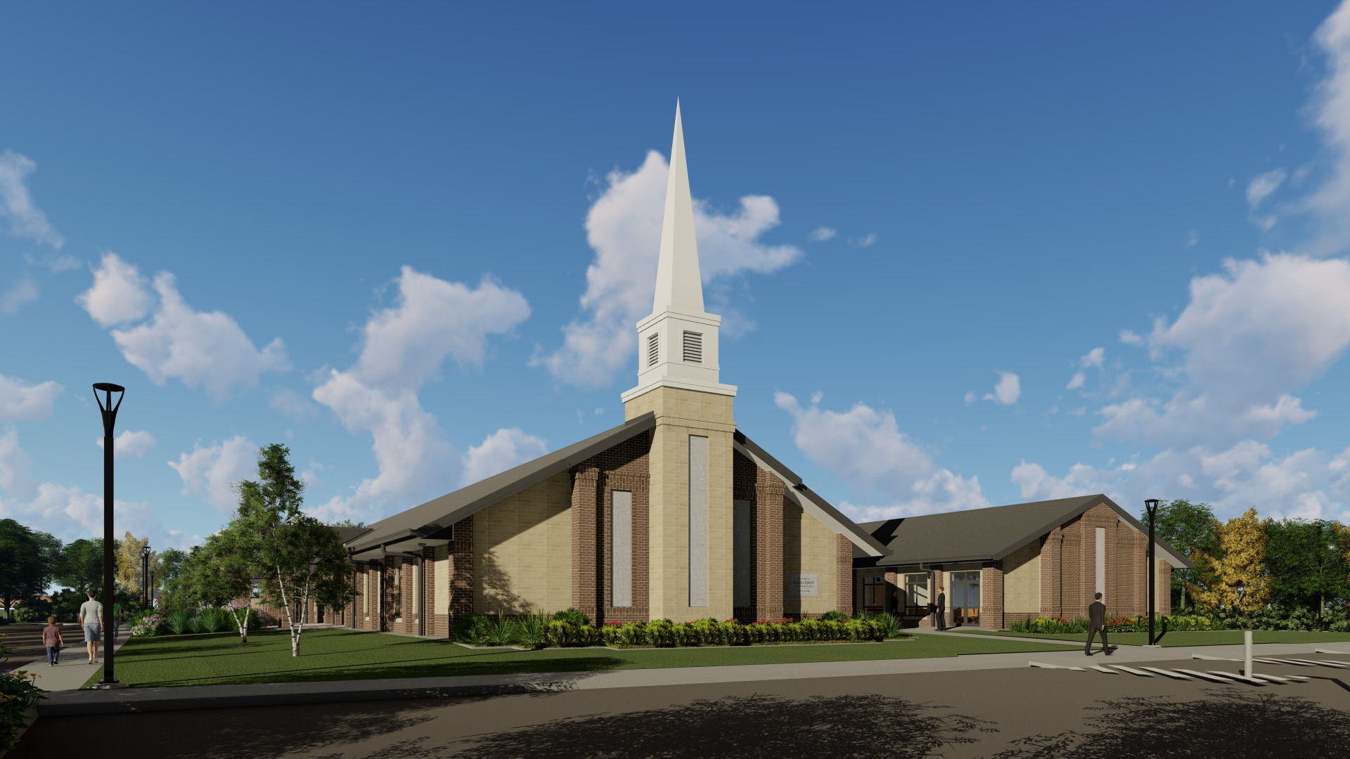 LDS Church   Loganholme