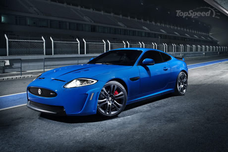 The new, supercharged iteration of the XKR.