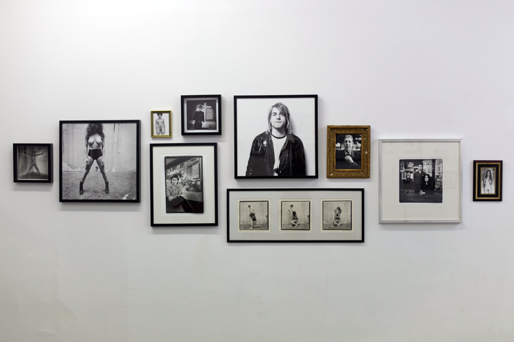 """""""Rock' n' roll icons and nudes"""" - Galerie 0fr - Paris - FRANCE - 2010"""