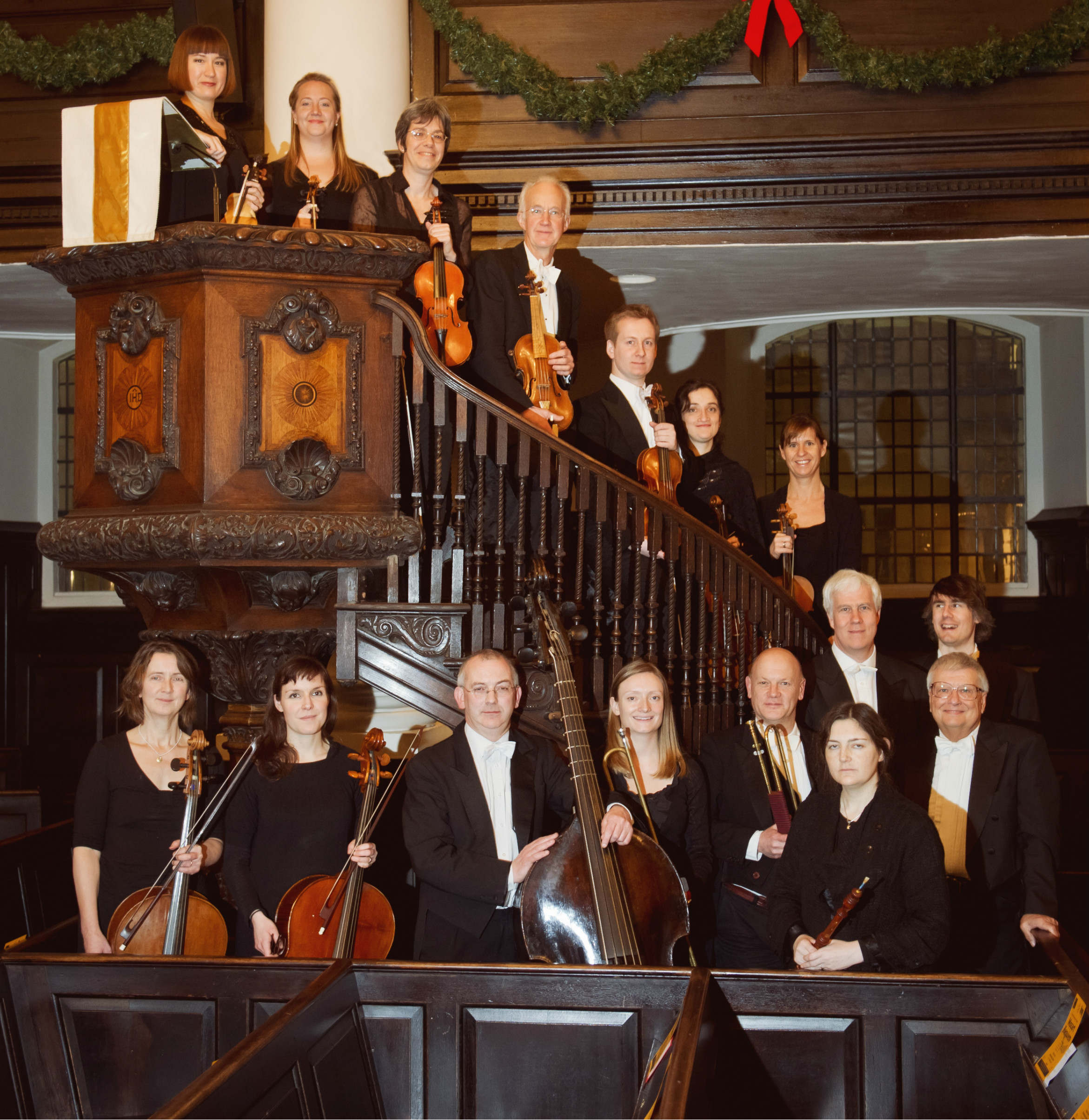 Baroque Soloists at St Martin's